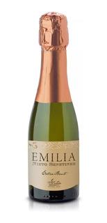 Espumante Emilia De 187 Cc Extra Brut O Dulce/solo Envios