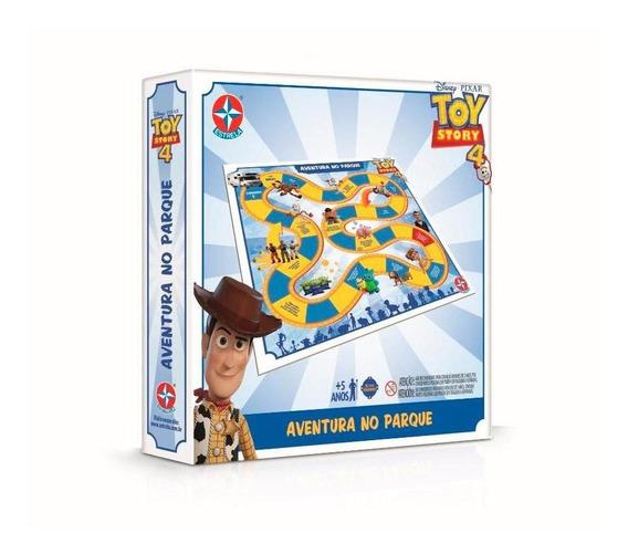 Jogo Toy Story 4 Aventura No Parque - Estrela