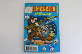 Gibi (hq) Almanaque Disney No. 282 - Indiana Pateta