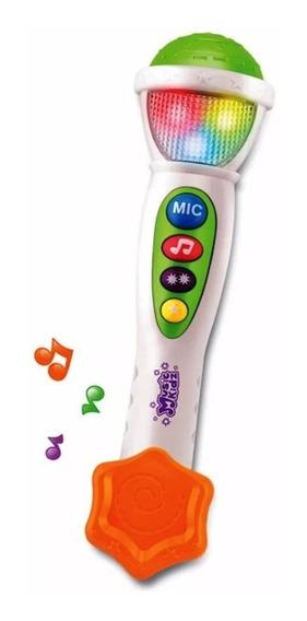 Micrófono Interactivo Para Bebé
