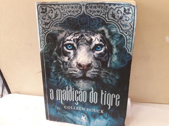 Livro A Maldiçâo Do Tigre Aequeiro Vol.1