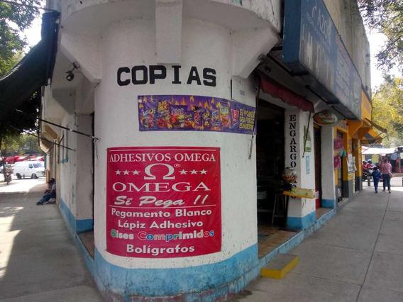Traspaso Papelería En Benito Juárez