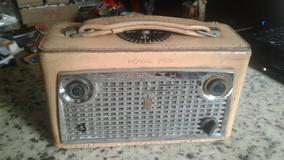 Radio Zenith Royal 760 No Estado, Não Funciona