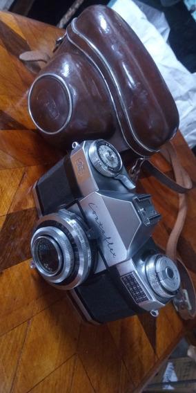 Camera Antiga Germany Contaflex