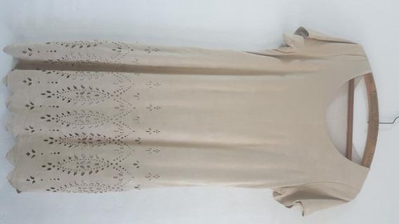 Vestido De Gamuza