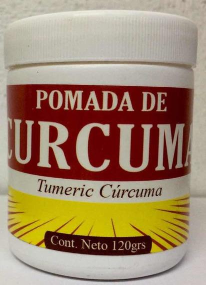 Pomada De Curcuma