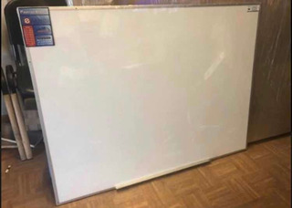 Pintarron Blanco 60x90 Plumones Y Envío Gratis