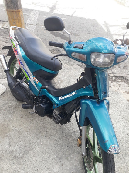 Se Vende Kawasaki Magic Traspaso Mela Ganga