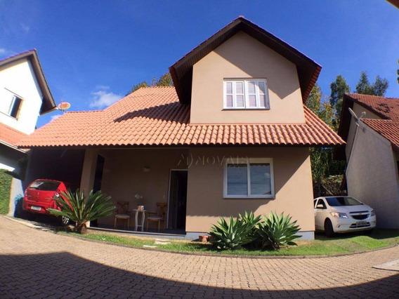Casa Com 3 Dormitórios À Venda, 110 M² Por R$ 580.000 - Rondônia - Novo Hamburgo/rs - Ca1672