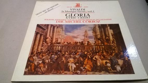 La Música Sacra Vol. 1, Vivaldi - Lp Nuevo Nacional