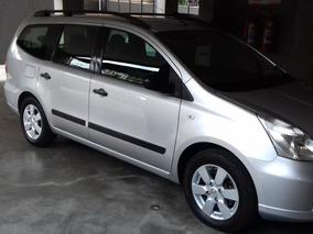 Nissan Grand Livina 1.8 S Flex Completa Seminova