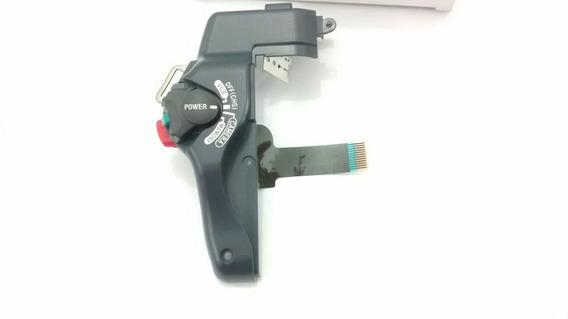 Unidade De Comando Filmadora Sony Dcr-trv350 Switch Block