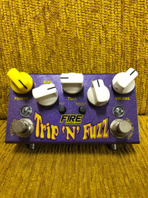 Pedal Fire Custom Shop Trip N Fuzz Menor Preço Londrimusic