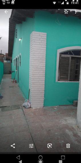 Casa 2 Dormitórios Agenor De Campos Mongaguá