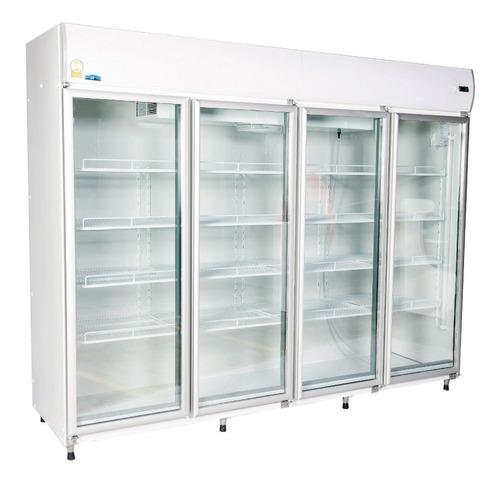 Imagen 1 de 9 de Exhibidor Refrigerador Visi Cooler 4, 3 Y 2  Puertas Klima