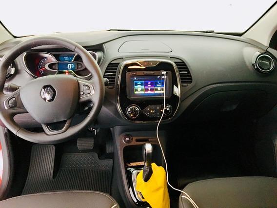 Renault Captur 2.0l Intense Completa Teto Preto Novíssima
