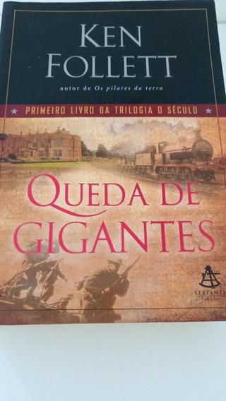 Queda De Gigantes Livro 1 Trilogia Do Século - Ken Follett