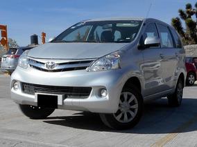 Toyota Avanza 1.5 Premium 99hp At 2013 Plateado