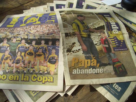 Rosario Central Diarios,suplementos Revistas