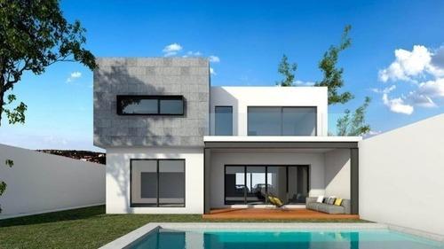 Preciosa Casa Nueva Minimalista En Acapantzingo Cuernavaca