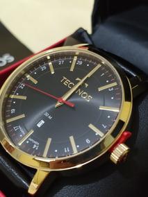 Relógio Technos Masculino Social 2115mm1/4p Com Nf-e