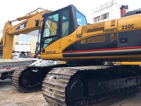 Excavadora Cat 330c 330cl Grande Moderna Precio Caterpillar
