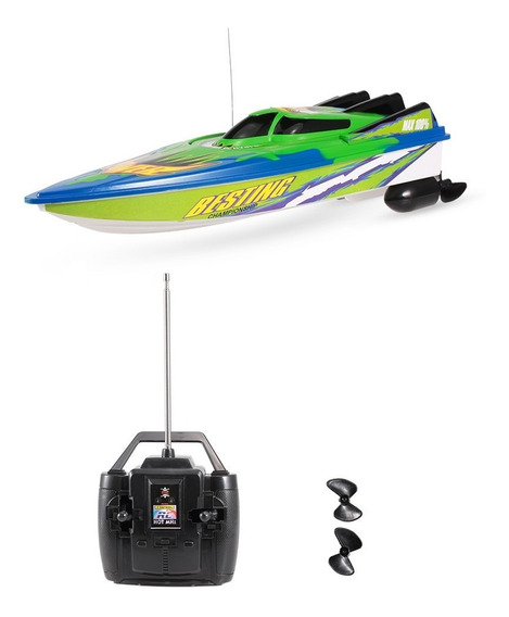 Radio Control Racing Boat Electric Ship Rc Toy Ni¿os Regalo