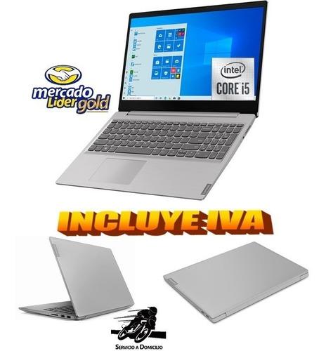 Laptop Portátil Lenovo Core I5 10ma Gen 4gb 1000gb 15.6