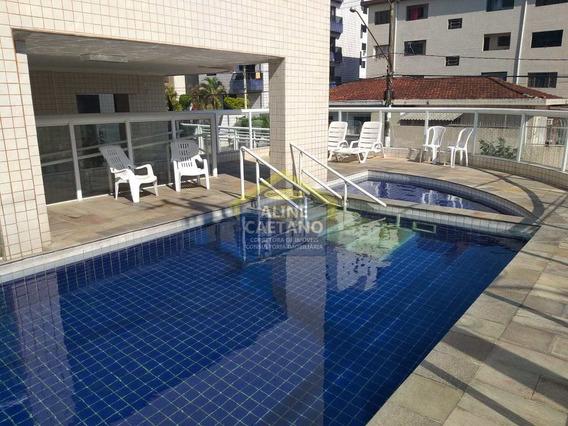 Apartamento Com 2 Dorms, Tupi, Praia Grande - R$ 240 Mil, Cod: Ac4019 - Vac4019