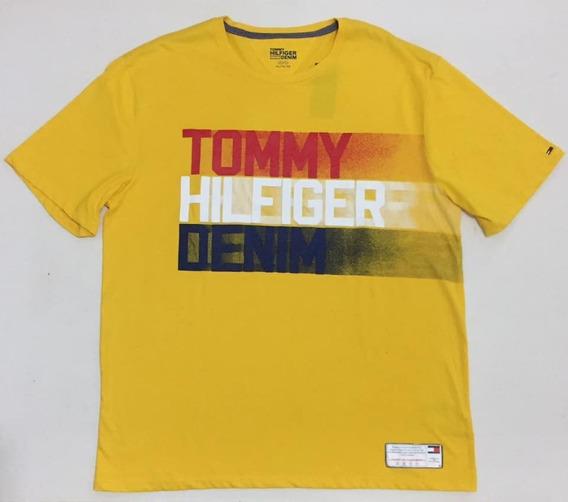 Camisetas Tommy Hilfiger Originais A Pronta Entrega No Brasi