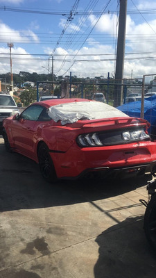Motor Cambio Diferencial Hot Rod Ford Mustang Gt 2018