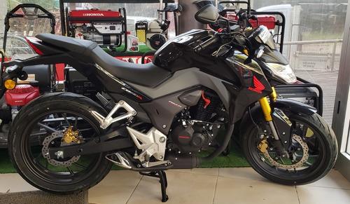 Honda Cb 190r Negra Nueva Como 0km