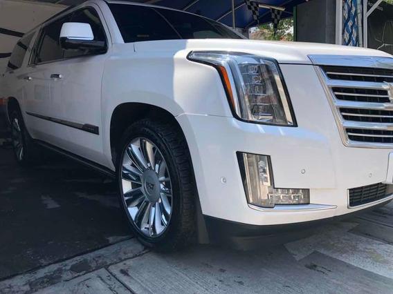 Cadillac Escalade Ext Esv Platinum 6.2l