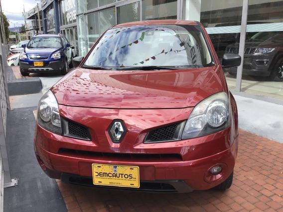 Renault Koleos 2011 Rojo