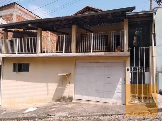 Casa Com 3 Dormitórios À Venda, 130 M² Por R$ 295.000,00 - Parque Sao Jorge - Santa Branca/sp - Ca1626