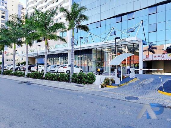 Loja Para Alugar, 52 M² Por R$ 4.500,00/mês - Caminho Das Árvores - Salvador/ba - Lo0019