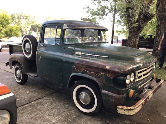 Dodge Pick Up 1959