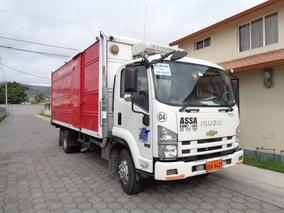 Camion Frr Modelo 2011 Con Furgon Estado 10/10