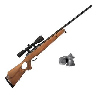 Rifle Aire Comprimido Crosman Trail Xl-725 Nitro 6.35 Caza