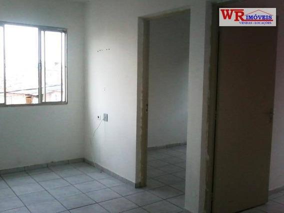 Apartamento Residencial À Venda, Alves Dias, São Bernardo Do Campo. - Ap0417
