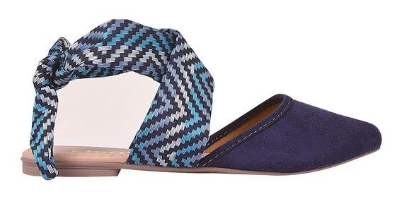 Sapatilha Sapato Feminina Chiquiteira Chiqui/5395