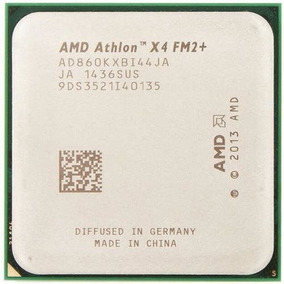 Processador Amd Athlon Ii X4 860k Fm2 3.7-4.0ghz 4mb Cache