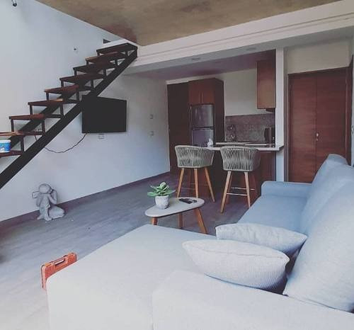 Venta De Loft En Condominio De Lujo En Región 15 Tulum