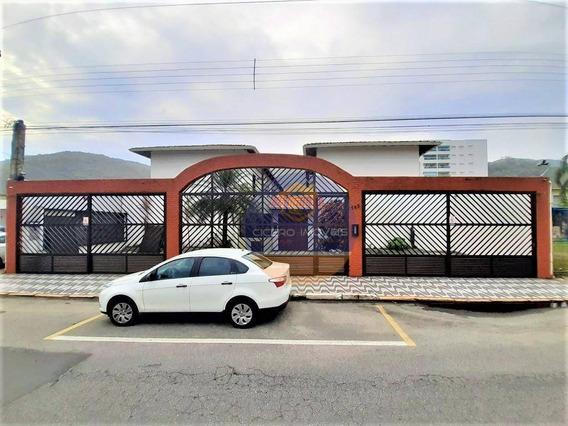 Sobrado Com 1 Dormitório À Venda, 56 M² Por R$ 195.000,00 - Vila São Paulo - Mongaguá/sp - So0033