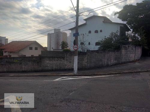 Imagem 1 de 10 de Terreno À Venda, 519 M² Por R$ 690.000,00 - Jardim Esplanada Ii - São José Dos Campos/sp - Te0063