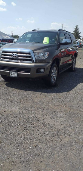 Toyota Sequoia Limited Aa R-20 Piel Qc Dvd At 2010
