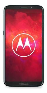 Celular Motorola Moto Z3 Play Xt1929-6 64gb 4gb Libre Garantia Oficial Sucursales Todo El Pais