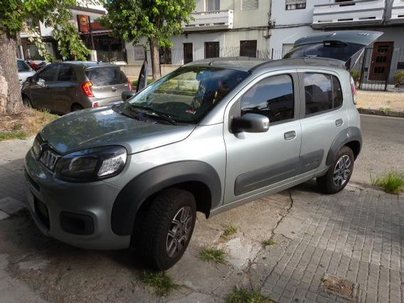 Oportunidad, Fiat Uno Way, Un Solo Dueño.