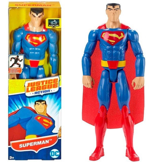 Muñeco Superman Justice League Envio Sin Cargo Caba