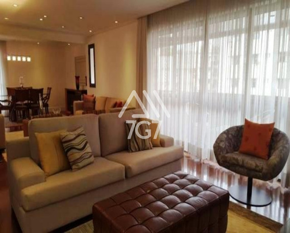 Apartamento À Venda No Campo Belo - Ap11141 - 34892077